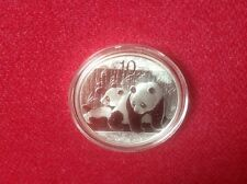 2010 China 1 oz. Silver Panda 10 Yuan Coin *Uncirculated*
