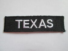 Texas Embroidered Heat Sealed Patch-BUY 2 AND GET 1 FREE! - P070