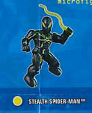 STEALTH SPIDERMAN mega bloks NEW series 3 marvel minifigure RARE blind pack VHTF