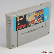 The Magical Quest - FULLY TESTED - FREE UK P&P - Super Nintendo SNES Game PAL