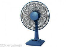 "Panasonic 220 Volt 16"" Desk Fan (NON-USA) 220V 240V Europe Africa Asia"