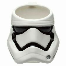 Star Wars Stormtrooper Helmet Sculpted 3D Character Mug Disney / Lucus Films