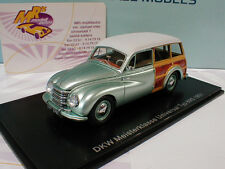 """NEO 46275 # DKW Meisterklasse Universal Typ 89S Baujahr 1951 """" hellgrün """" 1:43"""