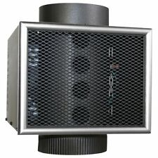 """Stove Pipe Heater Reclaimer 6"""" Miracle Heat Chimney Warm Wood Stove"""