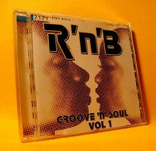 CD R'n'B Groove 'n' Soul Vol 1 Koka Media Compilation 15TR + Samples 1999 RARE !