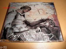 STP STONE TEMPLE PILOTS single CD Sex Type Thing 4 tracks LIVE dead & bloated