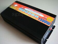 3000W 3000 WATT Peak Real 1500W 1500 Power Inverter Converter 24V DC to 220V AC