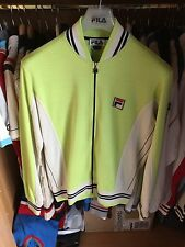GIACCA FILA BJ BORG VINTAGE JACKET - MADE IN ITALY - LIMITED EDITION