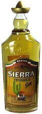 Sierra Tequila Gold 3,0l - brauner Tequila aus Mexiko