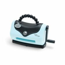 Sizzix Texture Boutique Embossing Machine Only by Ellison, New, Free Shipping