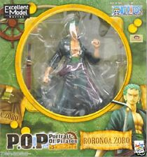 Used Megahouse P.O.P One Piece Sailing Again Roronoa Zoro