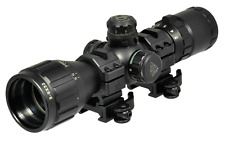 UTG 3-9x32 CQB Bug Buster Rifle Scope w/ Rings & Sunshade SCP-M392AOLWQ