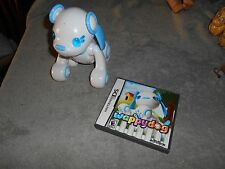 NINTENDO DS WAPPY DOG PUPPY VIRTUAL PET AND GAME by ACTIVISION 2011