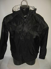 #6715 PACKABLE WATERPROOF BREATHABLE RAIN SHELL JACKET UNISEX XSMALL GOOD USED