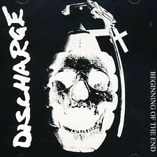 Discharge: Beginning of the End EP Audio CD