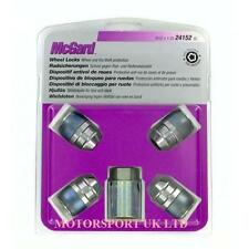 MCGARD ULTRA LOCKING WHEEL NUT SET 24152SL M12X1.25 SUBARU