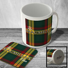 MAC_CLAN_188 The MACMILLAN Clan (MacMillan Old Modern Tartan) (full background)