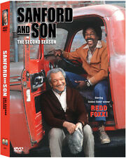 Sanford and Son: The Second Season [3 Discs] (2009, DVD NIEUW)
