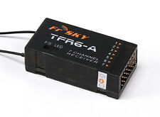FrSky TFR6A 2.4GHz 7CH Receiver (FASST Compatible)