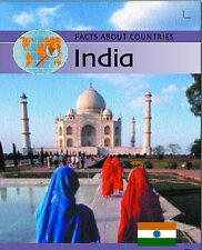 India (Facts About Countries) C FLATT Very Good Book