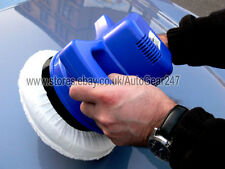 "10"" Orbital High Power Electric Car Polisher & Polishing Buffer Machine. 2 pads."
