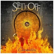 SET IT OFF-CINEMATICS (EXED) (DIG)  CD NEW