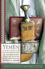 Yemen Chronicle: An Anthropology of War and Mediation