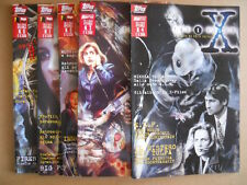 X-FILES SPECIALE - Serie Completa 0-4 - Topps Magic Press 1997  [G485]
