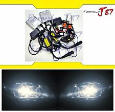 HID KIT XENON CONVERSION HYLUX 35W H11B 5000K HEAD LIGHT REPLACE JDM LAMP