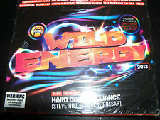 Wild Energy 2013 Various 3 CD Mixed By Hard Dance Aliance Steve Hill vs Suae Pul