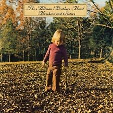 THE ALLMAN BROTHERS BAND - BROTHERS AND SISTERS  VINYL LP 7 TRACKS ROCK/POP NEU