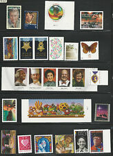 2014 US Commemorative Stamp Year Set Mint NH with Imperf Circus SS