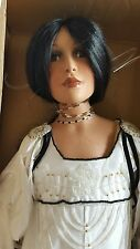 "Timeless American Indian Collection ""Angel Peace"" 30 Inch Native Doll with Stand"