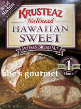 Krusteaz® No Knead Hawaiian Sweet Bread Artisan Bread Mix, 16 oz