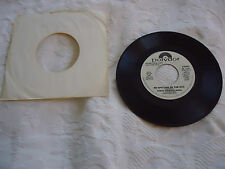 "STEVE GIBBONS BAND-NO SPITTING ON THE BUS 1978 POLYDOR RECORDS PROMO 7"" VG++"