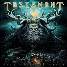 TESTAMENT - DARK ROOTS OF EARTH  CD +++++++++++9 TRACKS+++++++NEU