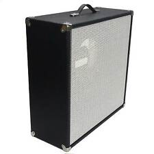 Sub-Z  4x12 Extension Pine Guitar Cabinet with Tolex 412 Open Back