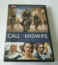 Call the Midwife: Season One (DVD, 2012, 2-Disc Set) **BBC ORIGINAL UK SERIES**