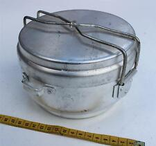 CZECH ARMY OUTDOOR MESS PANS COOKSET