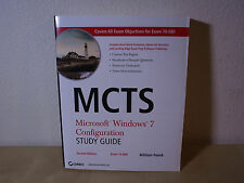 MCTS Microsoft Windows 7 Configuration Study Guide Exam 70-680 Second Edition