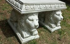 GRAND LION BENCH TOP MOLD FOR CONCRETE LATEX AND FIBERGLASS