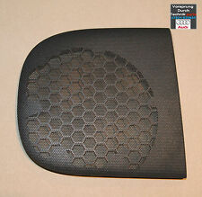 NEW Audi A4 S4 RS4 Front Right / Driver Speaker Cover Grill 8E0035420 - Black