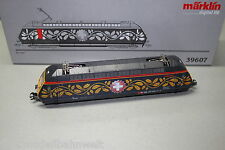 Märklin 39607 Digital Elok Re 460 033-4 Swiss Collection Spur H0 OVP