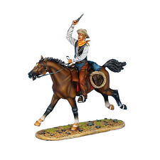 WW008 Mounted Gunfighter with Colt Army1860 Revolver by First Legion