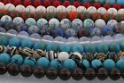 Wholesale Natural Gemstone Round Loose Beads ForJewelry Making 4/6/8/10MM
