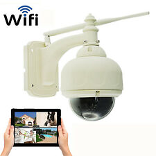 Coolcam WiFi PTZ Outdoor Security IR Night Vision Camera 8GB Builtin (6Mo Event)