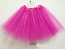 Adult Women Ladies Party Costume Petticoat Princess Tulle Tutu Skirt Pettiskirt