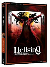 Hellsing: Complete Collection - Anime Classics: Complete Series (DVD, 4-Disc)