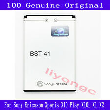 NEW Genuine BST-41 Battery For Sony Ericsson Xperia X10 Play X10i X1 X2 1500 mAh
