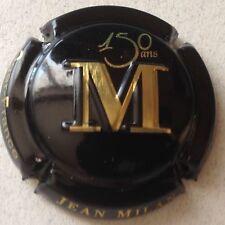 Capsule de Champagne MILAN Jean (54a. Noir et or)
